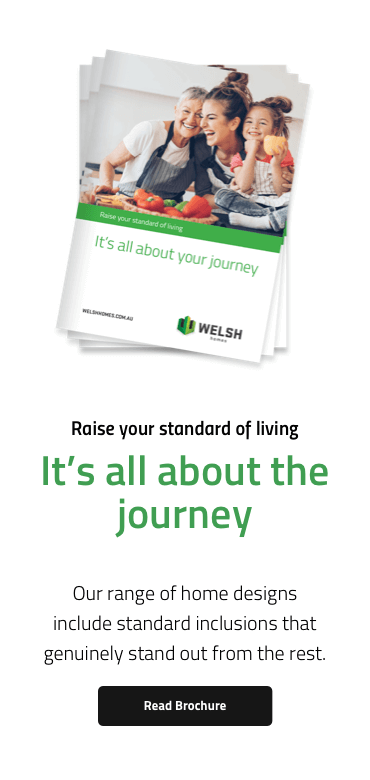 Raise your standard of living. Read Brochure